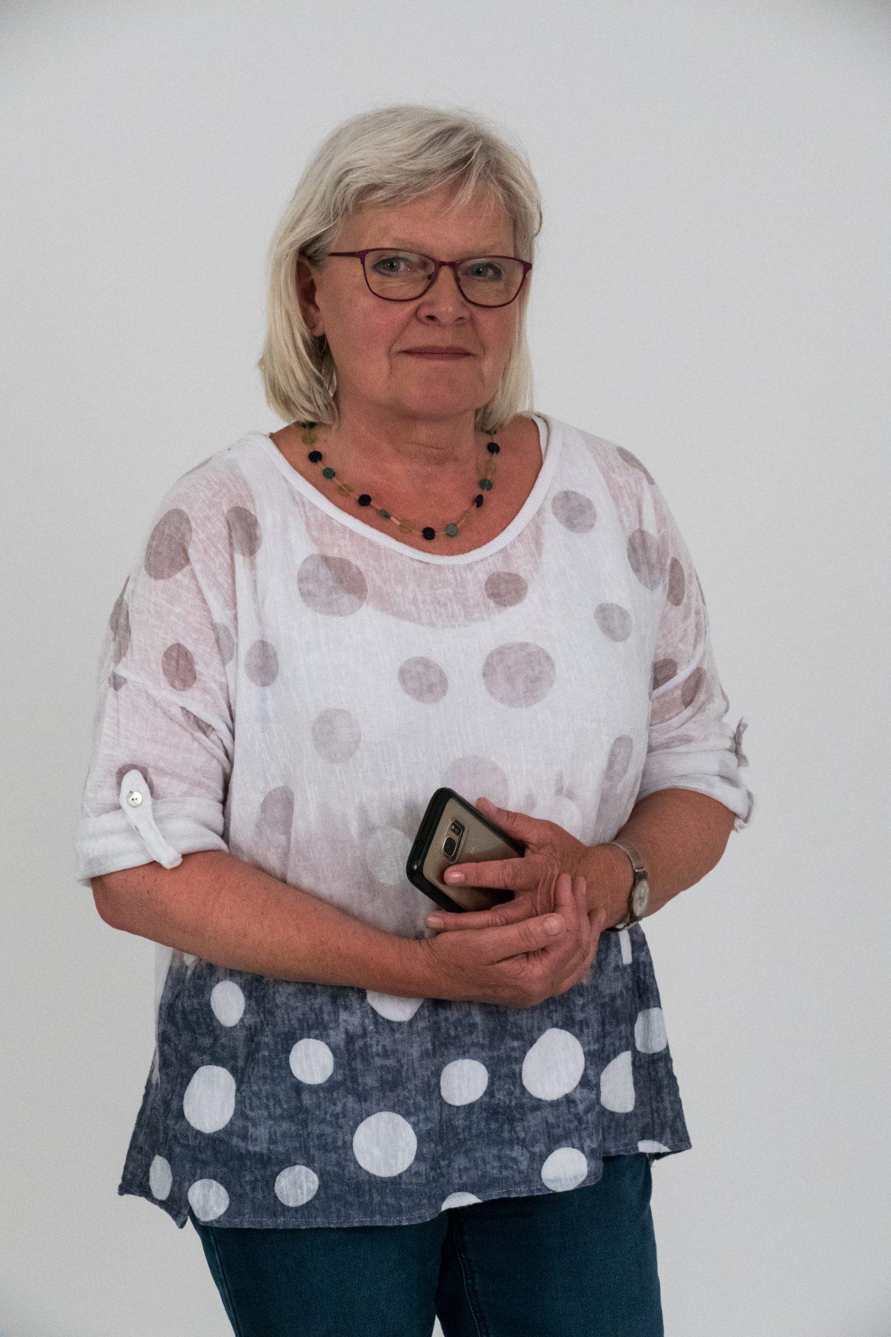 Porträt Christel Varelmann
