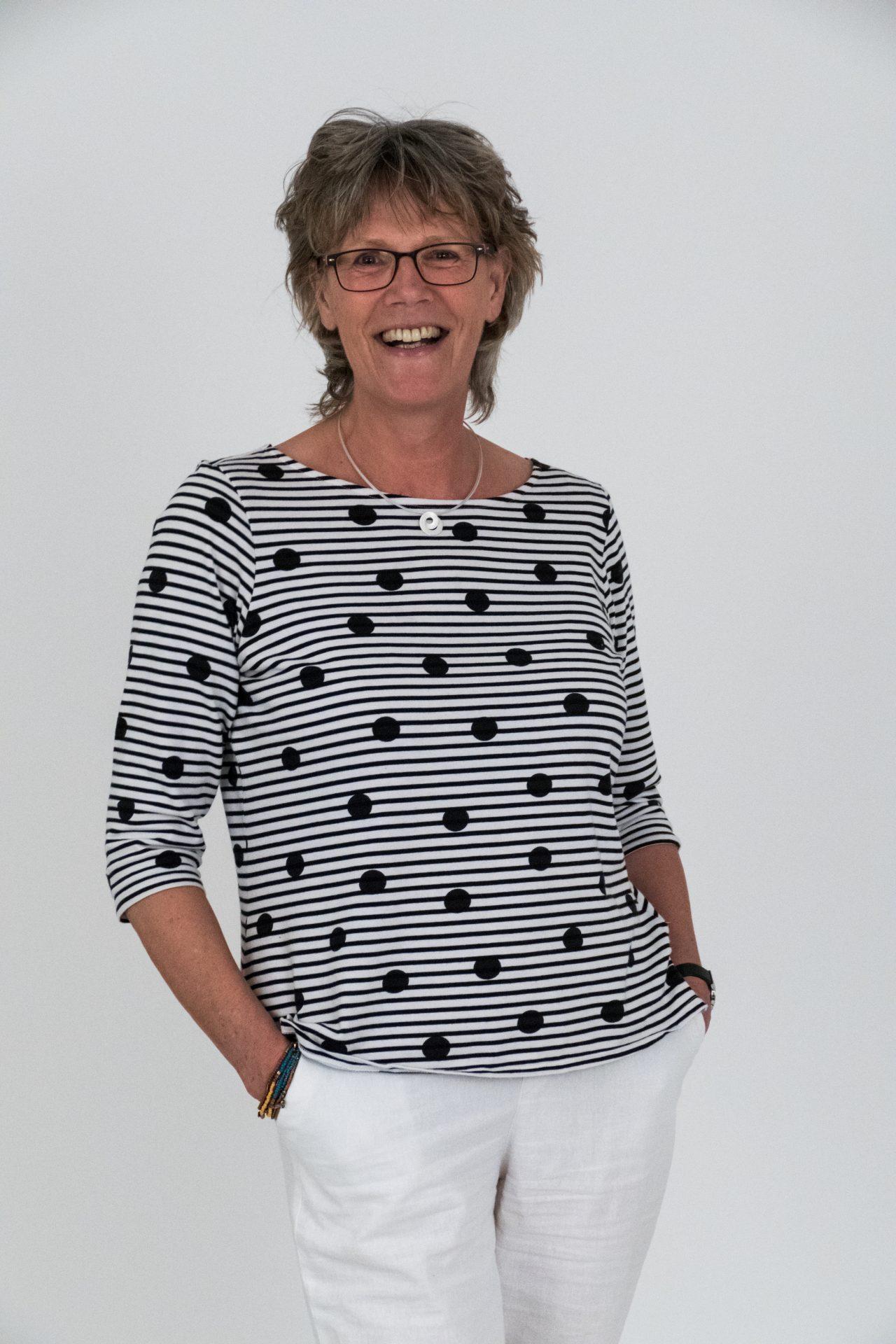 Porträt Gaby Göckemeyer