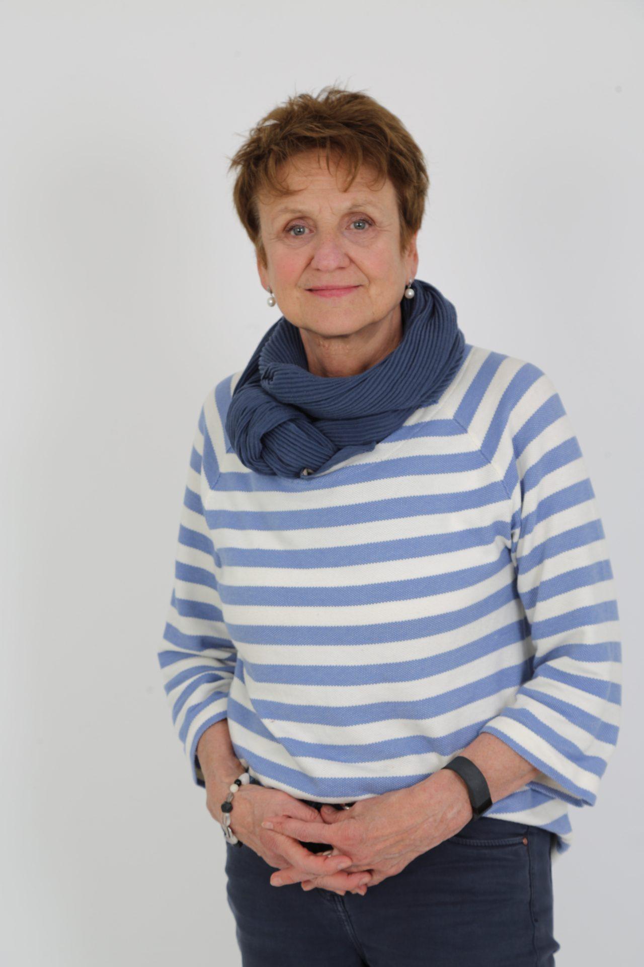 Porträt Birgit Schaper-Gerdes