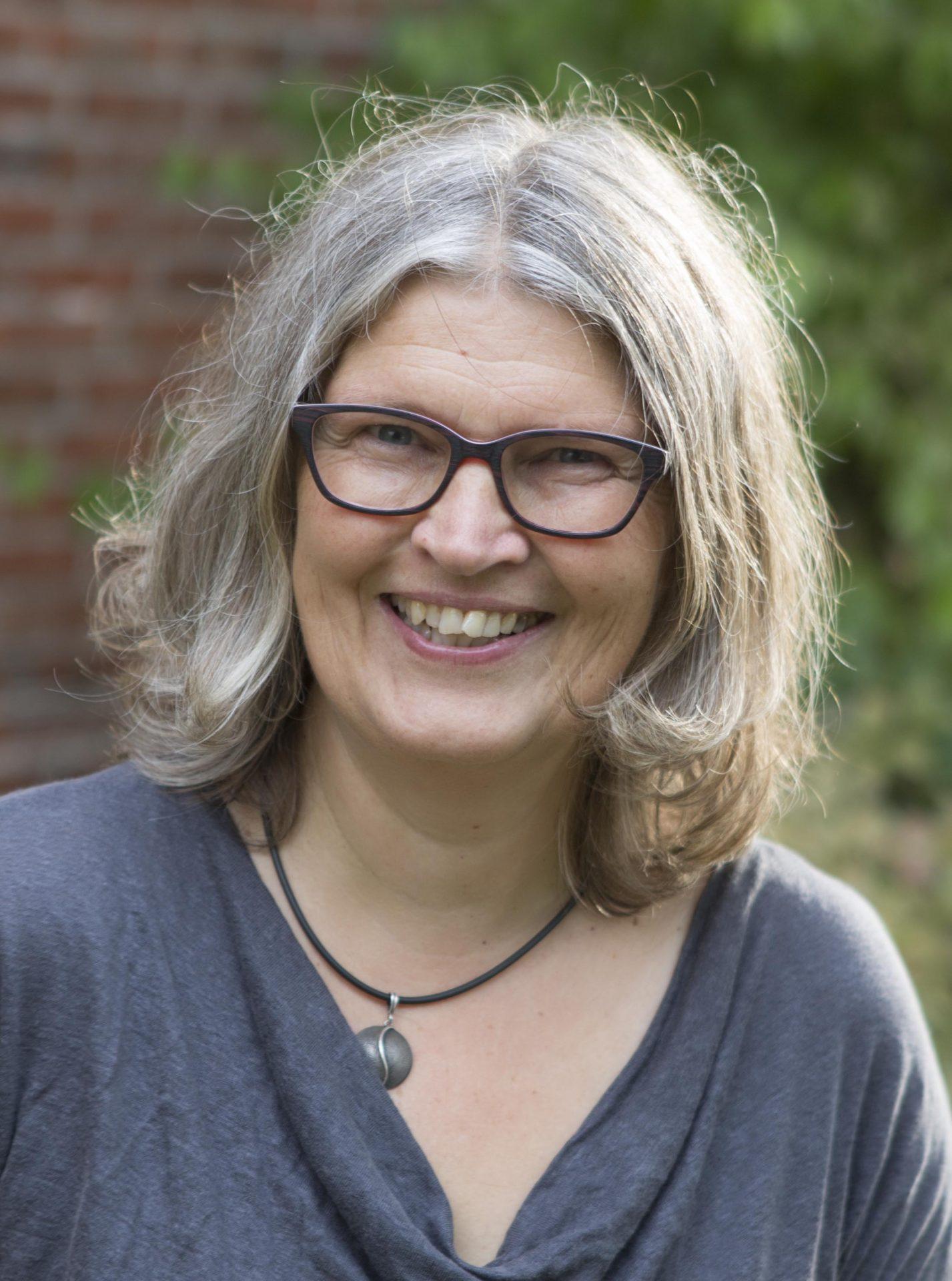 Porträt Gaby Mennicken
